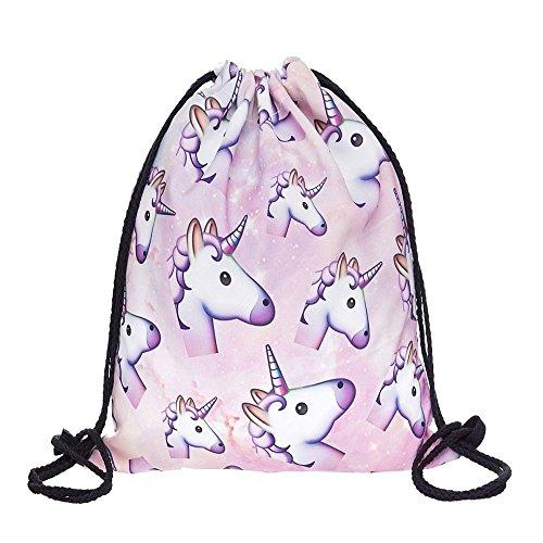 Mochilas de unicornio para todos