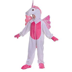 Ponte en la piel de un unicornio. Ya sea para pasártelo bien en el cumple de un amigo, fiesta de disfraces o halloween.