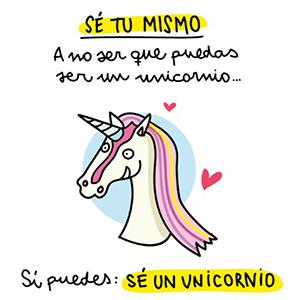 Mola mucho ponerte frases inspiradoras de Unicornios en el whatsapp o en facebook.¡Escoge aquí la tuya!