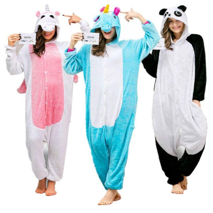 Pijamas de Animales Enteros
